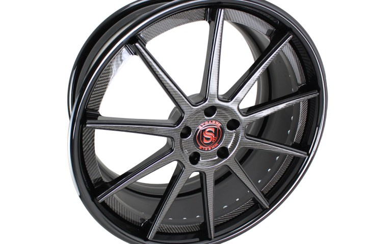 R10 Deep Concave - Carbon Fiber Edition & Gloss Black 5