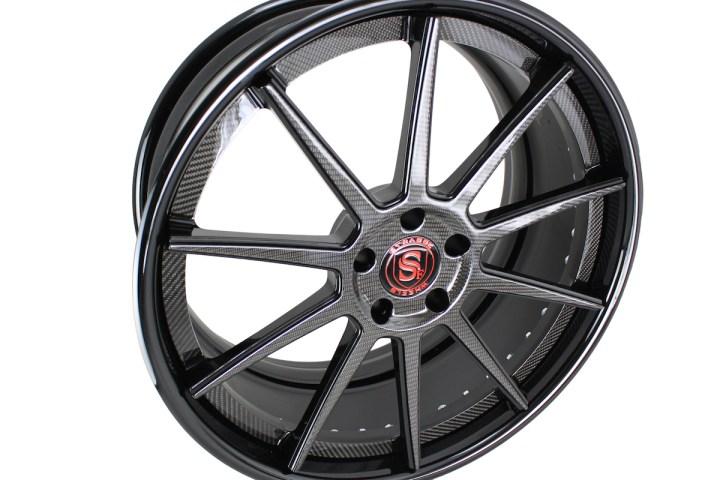 R10 Deep Concave - Carbon Fiber Edition & Gloss Black 5