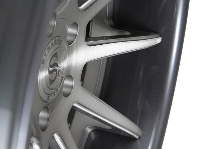 R10 Deep Concave - Gloss Brushed Titanium & Gunmetal 6