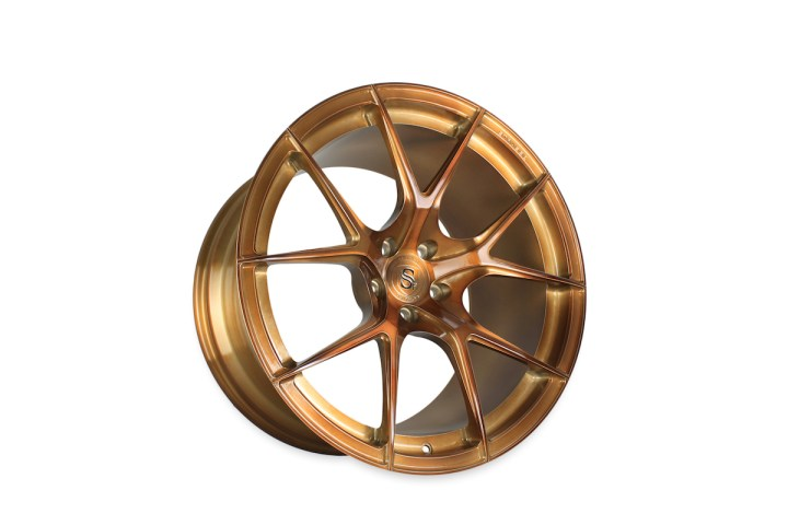 SM5R Deep Concave Monoblock - Gloss Brushed Bronze 4