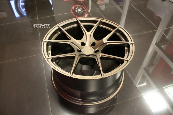SM5R Deep Concave Monoblock - Matte Bronze 11