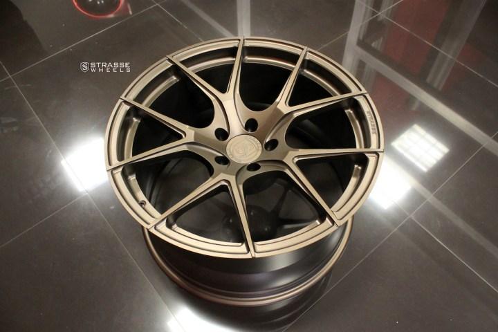 SM5R Deep Concave Monoblock - Matte Bronze 9