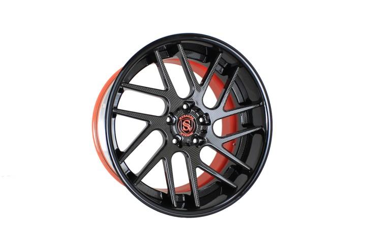 SM7T Deep Concave - Carbon Fiber & Gloss Black 2