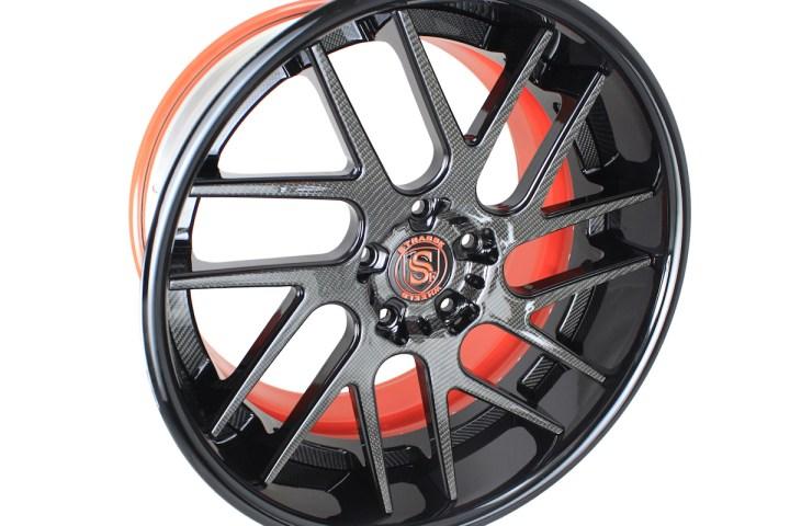 SM7T Deep Concave - Carbon Fiber & Gloss Black 5