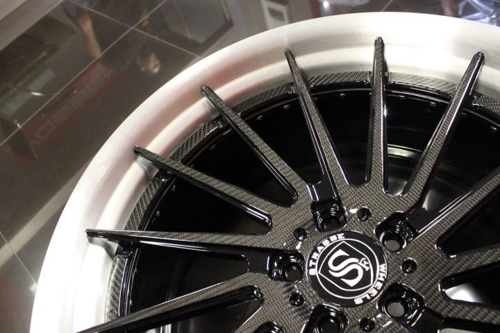 SV15T Deep Concave FS - Carbon Fiber & Brushed 14