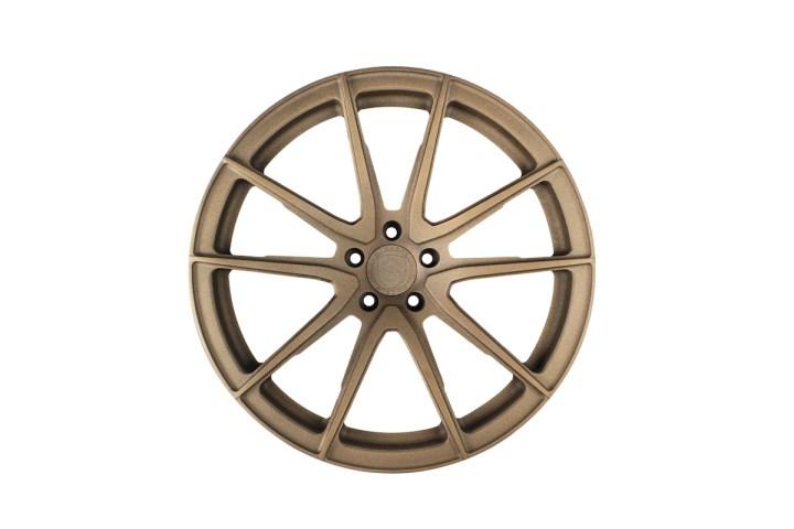 SV5 Deep Concave Monoblock - Matte Bronze 1