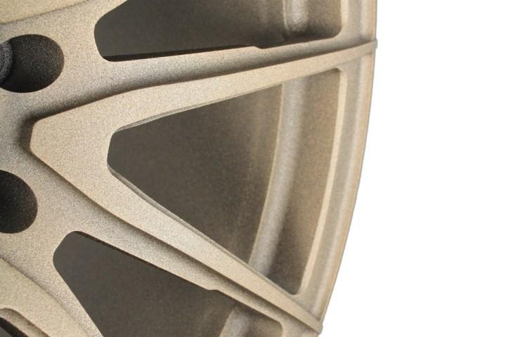 SV5 Deep Concave Monoblock - Matte Bronze 6