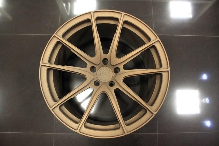 SV5 Deep Concave Monoblock - Matte Bronze 7