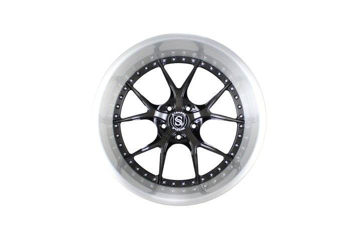 SM5R Signature Series - Carbon & Brushed 1
