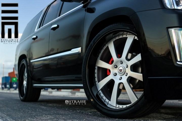 Strasse Wheels 2015 Escalade 6