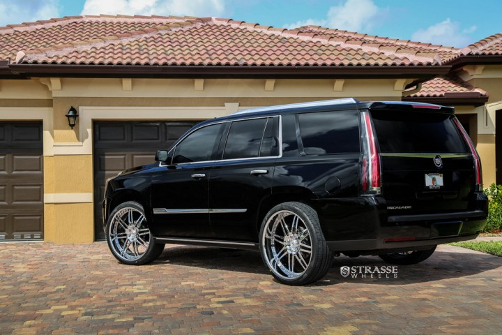 Strasse Wheels Escalade S8 10