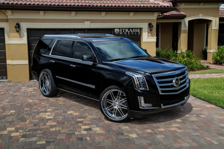 Strasse Wheels Escalade S8 3