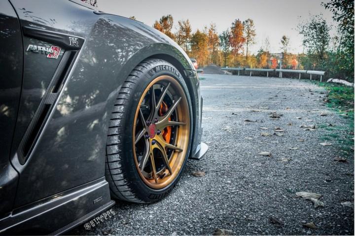Nissan GT-R - SM5R Deep Concave FS - Ji 12