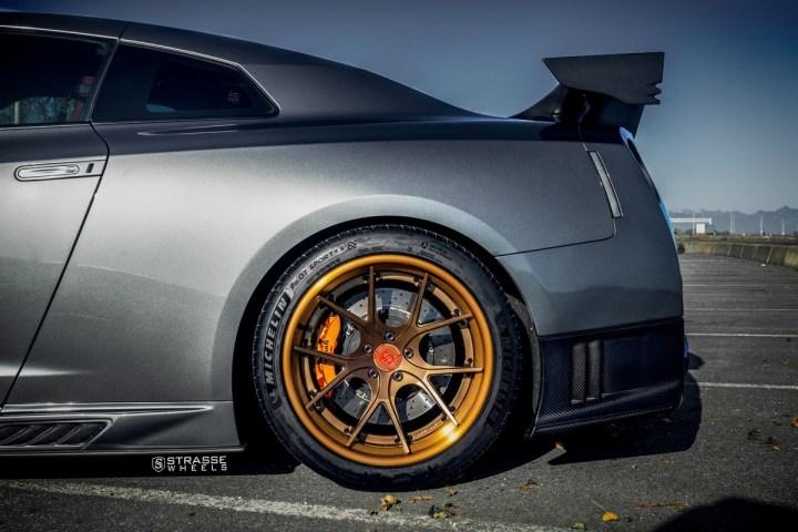 Nissan GT-R - SM5R Deep Concave FS - Ji 16