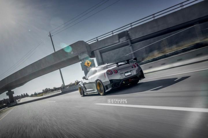 Nissan GT-R - SM5R Deep Concave FS - Ji 19