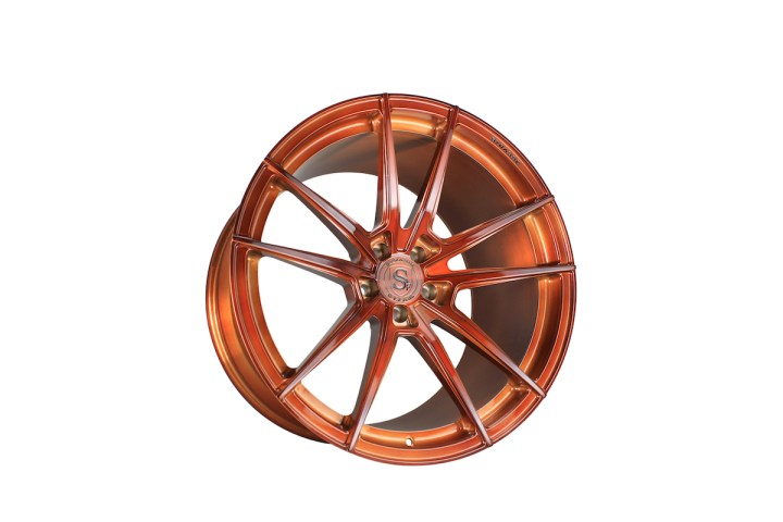 SV1 Deep Concave Monoblock - Gloss Brushed Copper 7
