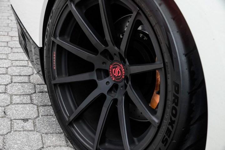 Nissan GT-R - 20_ R10 Deep Concave Monoblock - Matte Black - Tripp 9
