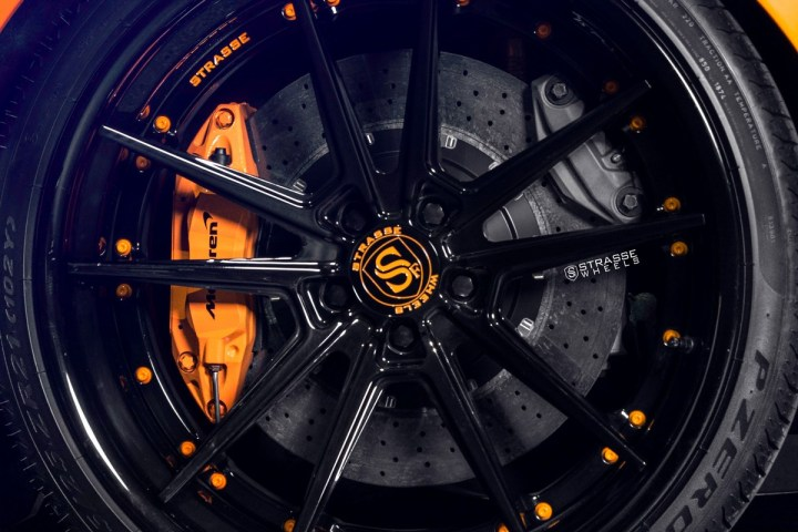 McLaren 570S - 20:21 SV1 Deep Concave FS - Ventura Orange 12