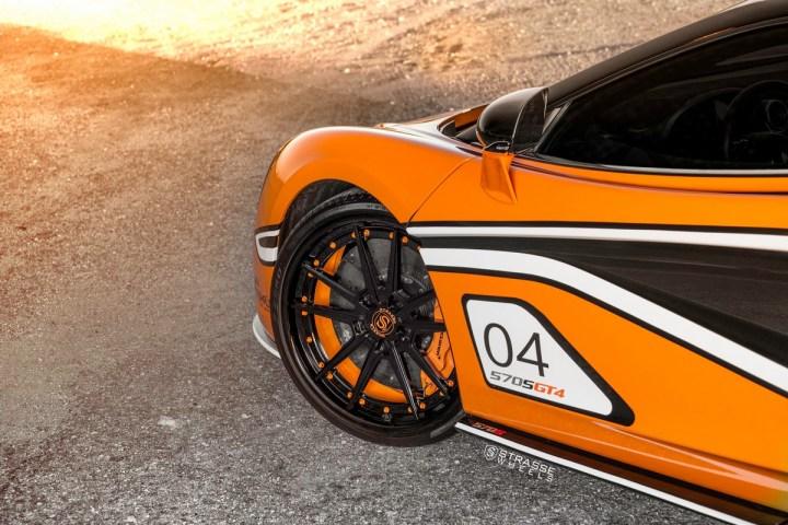 McLaren 570S - 20:21 SV1 Deep Concave FS - Ventura Orange 3