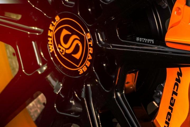 McLaren 570S - 20:21 SV1 Deep Concave FS - Ventura Orange 4