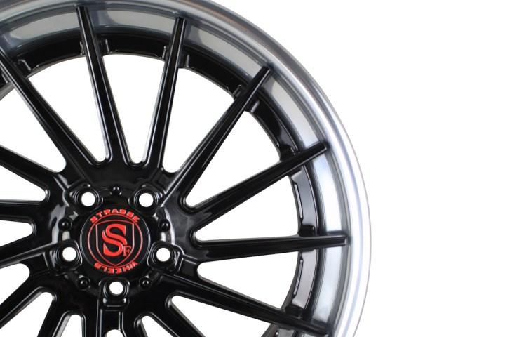 SV15T Deep Concave FS - Gloss Black & High Polish 2