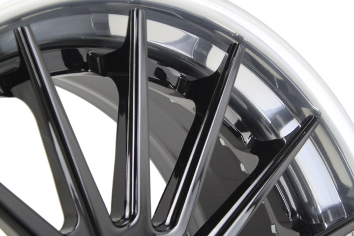 SV15T Deep Concave FS - Gloss Black & High Polish 5