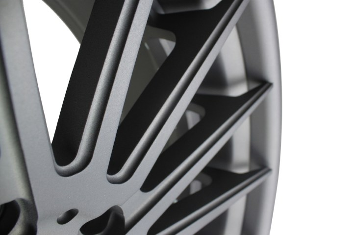 SV15T Deep Concave FS - Matte Charcoal 10