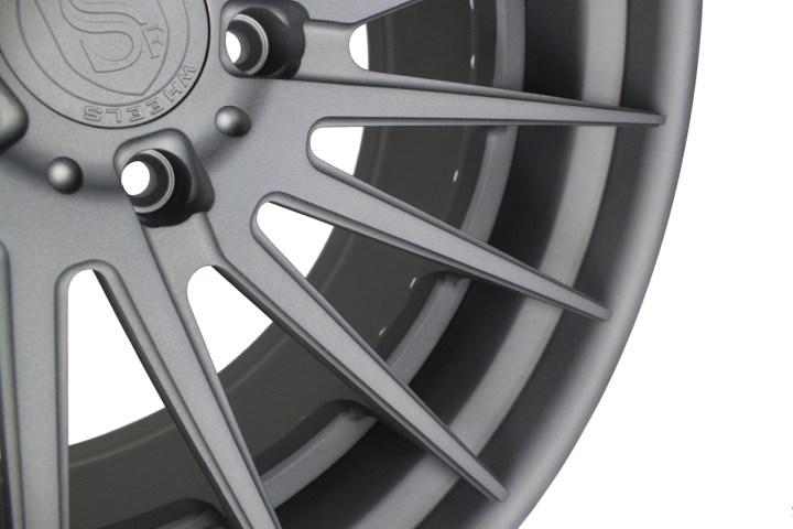 SV15T Deep Concave FS - Matte Charcoal 7