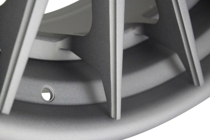 SV15T Deep Concave FS - Matte Charcoal 9
