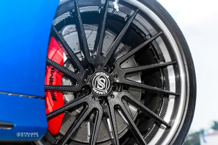 Mercedes Benz S63 AMG Coupe - SV15T Deep Concave FS - Carbon 5