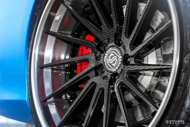 Mercedes Benz S63 AMG Coupe - SV15T Deep Concave FS - Carbon 7