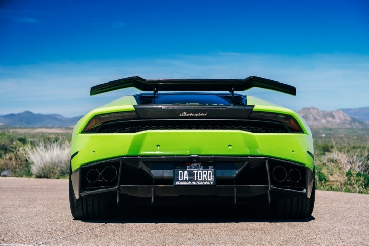 Lamborghini Huracan LP610-4 - 20:21 SM5R Deep Concave Monoblock - Verde Singh 8