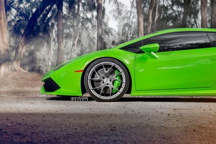 Lamborghini Huracan LP610-4 - SM5RT Deep Concave Monoblock 5