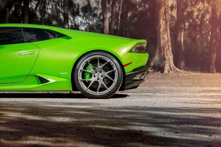 Lamborghini Huracan LP610-4 - SM5RT Deep Concave Monoblock 6