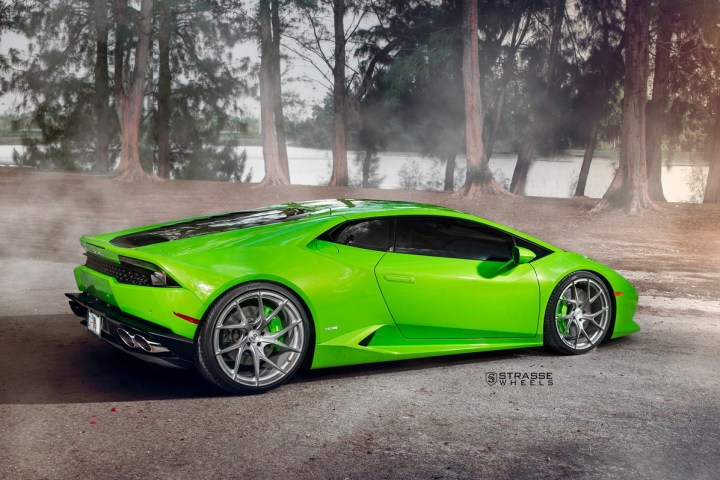 Lamborghini Huracan LP610-4 - SM5RT Deep Concave Monoblock 8
