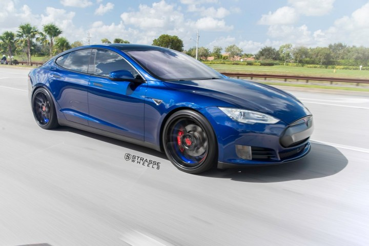 Tesla Model S P90D - SM7T Deep Concave 14