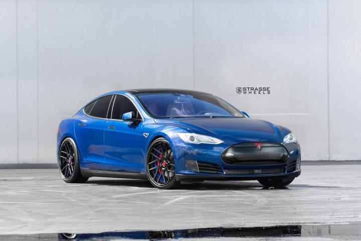 Tesla Model S P90D - SM7T Deep Concave 2