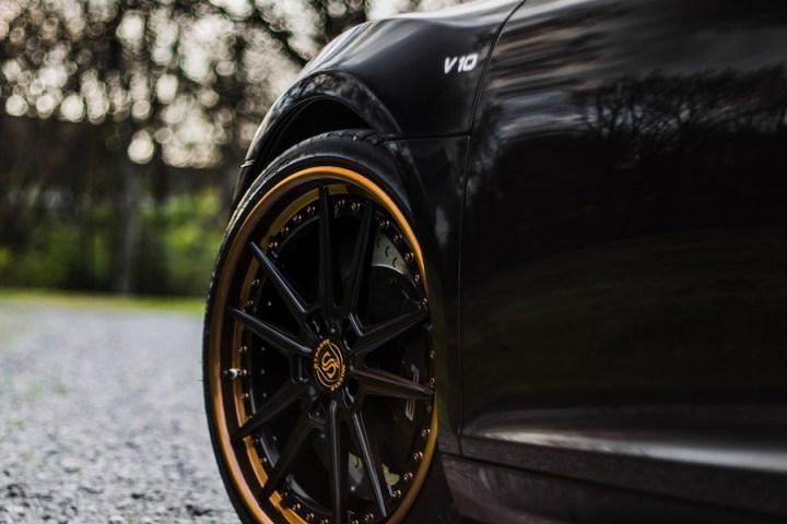Audi R8 V10 - SV10 Deep Concave FS 8