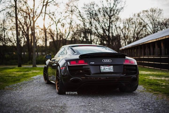 Audi R8 V10 - SV10 Deep Concave FS 9