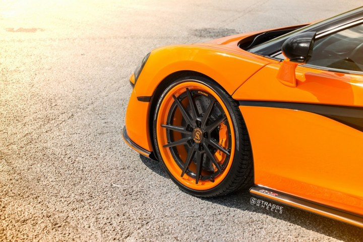 McLaren 570S - 20:21 SV1 Deep Concave FS - Orange 11