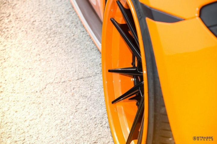 McLaren 570S - 20:21 SV1 Deep Concave FS - Orange 14