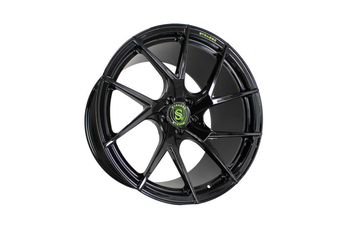 SM5RT Deep Concave Monoblock - Gloss Black 3