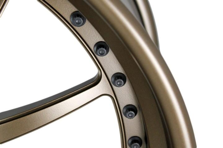 Performance Series R10 SM - Matte Bronze 10