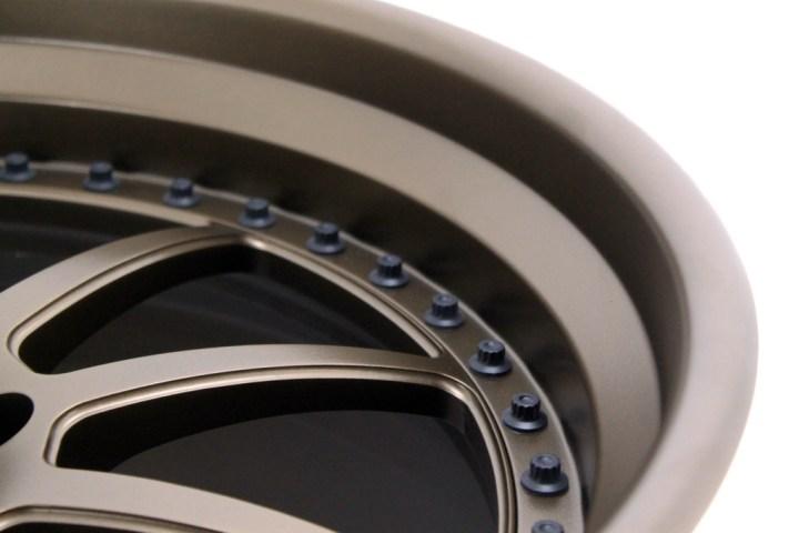 Performance Series R10 SM - Matte Bronze 12