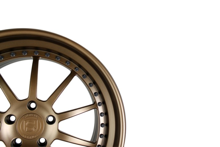 Performance Series R10 SM - Matte Bronze 7