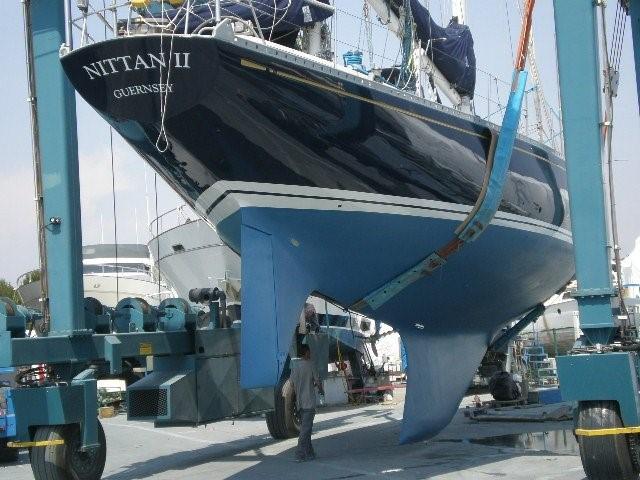 sailing yacht 8