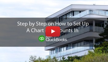 setting up a chart of accounts for your real estate management company
