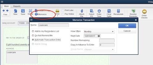 Memorize-Transaction