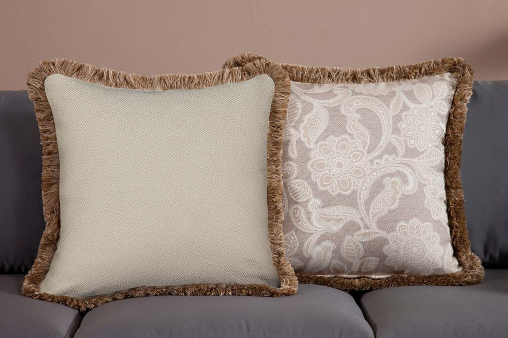 South Sea Rattan All Weather Milano Large Throw Pillow