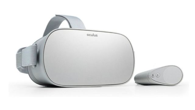 The Oculus Go is a standalone device